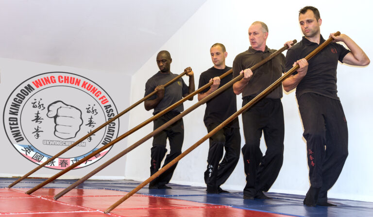 Wing Chun Pole Training MasterClass with James Sinclair