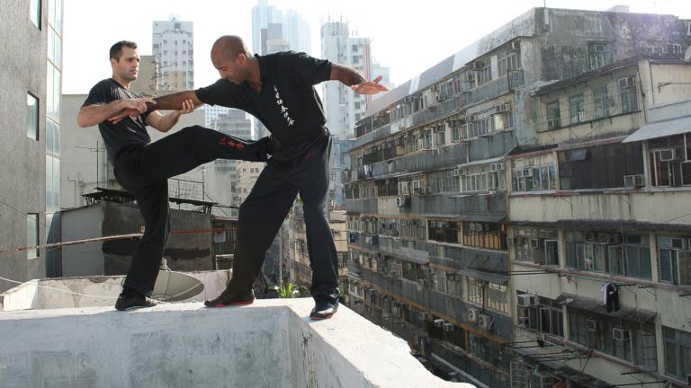 Hong Kong Rooftop 2006