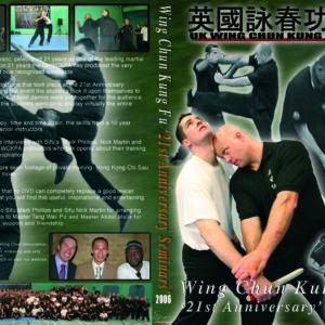 UK Wing Chun Assoc: 21st Anniversary DVD
