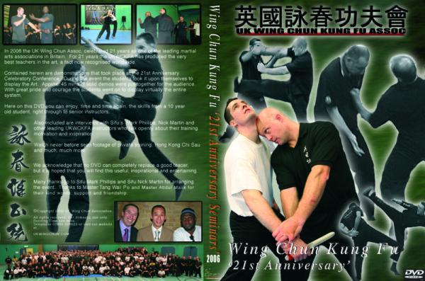 UKWCKFA 21st Anniversary DVD 2006
