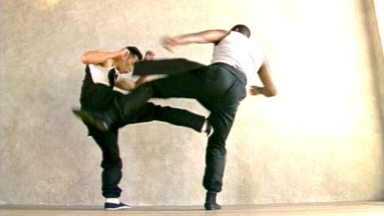 Master Tang Wai Po in Action