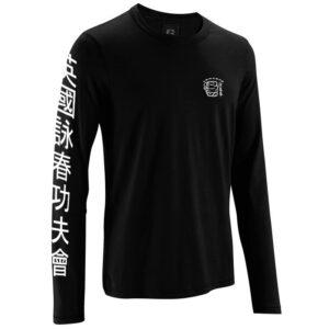 Long Sleeve Wing Chun T-Shirt