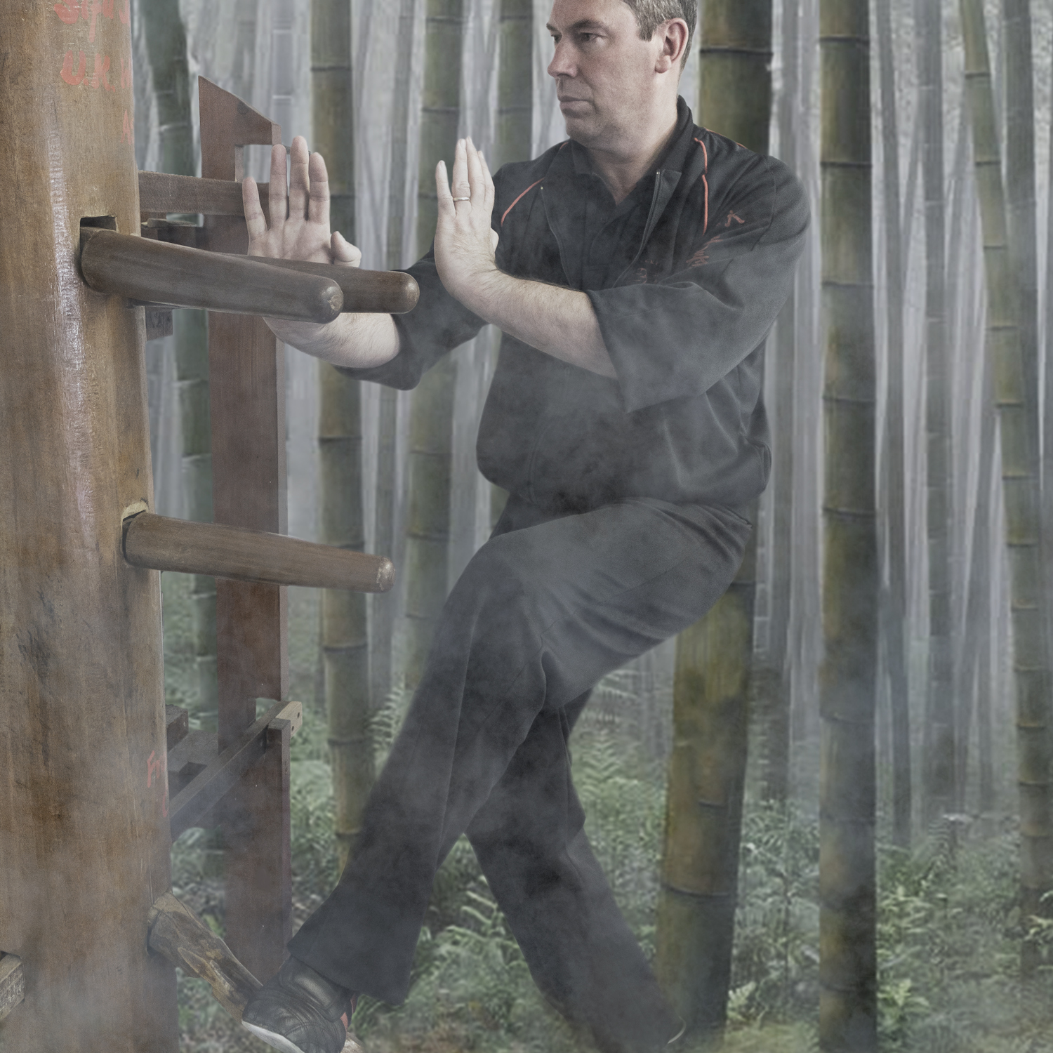 You are currently viewing Wing Chun Wooden Dummy MasterClass