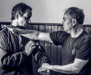 Milton Keynes Wing Chun Teacher Sifu Jeff Cure