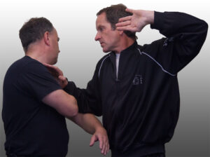 Bedford Wing Chun student Kevin Cutts