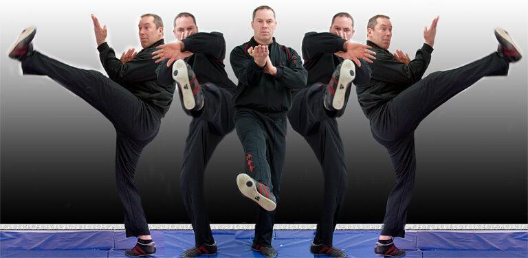Wing Chun Kicks by Master James Sinclair