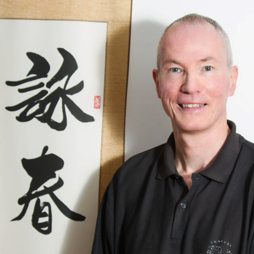Mark Solomons Wing Chun Sifu in Chelmsford, Colchester and Harlow