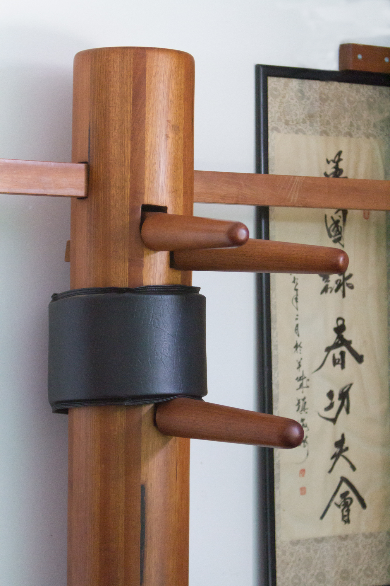 Read more about the article Wing Chun Wooden Dummy