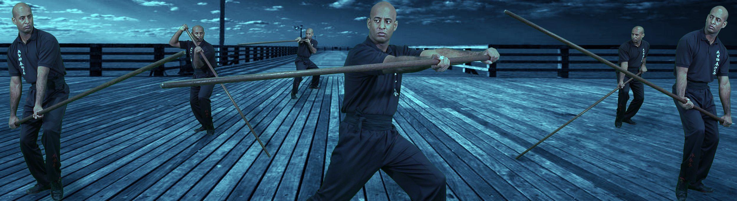 You are currently viewing Wing Chun Pole Training