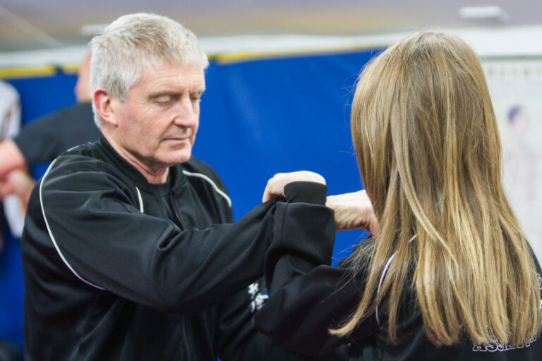 Steve Hunt is a popular UK Wing Chun Assoc. student and was Awarded the Student of the Year Trophy for 2016