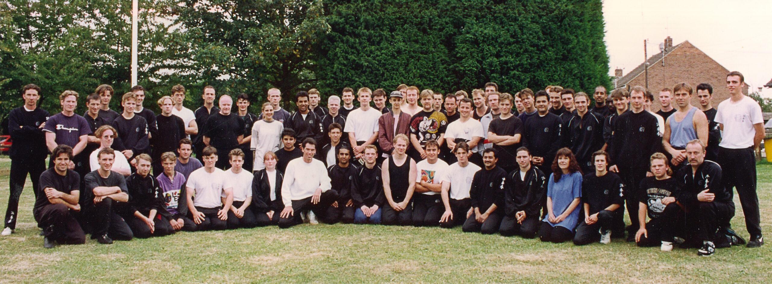 Wing Chun Summer Camp 1993