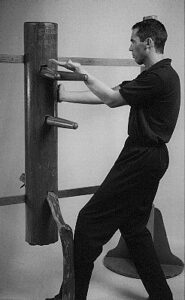 Read more about the article Wing Chun Taan Sau