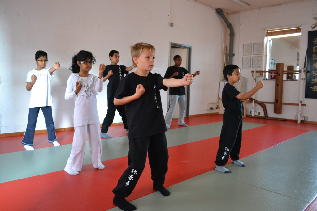 Wing Chun Kids classes are a superb activity to help your child develop confidence, self respect and self discipline. Enrol your child and help them grow.