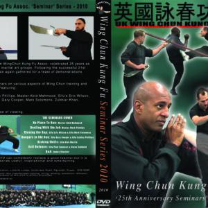 UK Wing Chun Assoc. 25th Anniversary