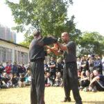 VTAA 2005 Hong Kong James Sinclair teaching.