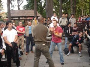 Wing Chun Guard