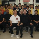 Master Fung Man in Hong Kong 2005. The UKWCKFA and Master Fung Man.