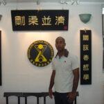 Master Mark Phillips at the VTAA in Hong Kong.