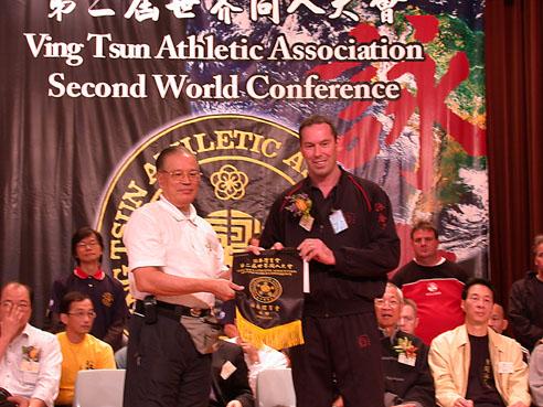 VTAA 2005 Hong Kong 2nd World Ving Tsun Conference
