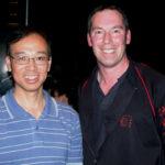 Shatin Hong Kong with Leung Chun Wai a long term student of Grandmaster Ip Chun.