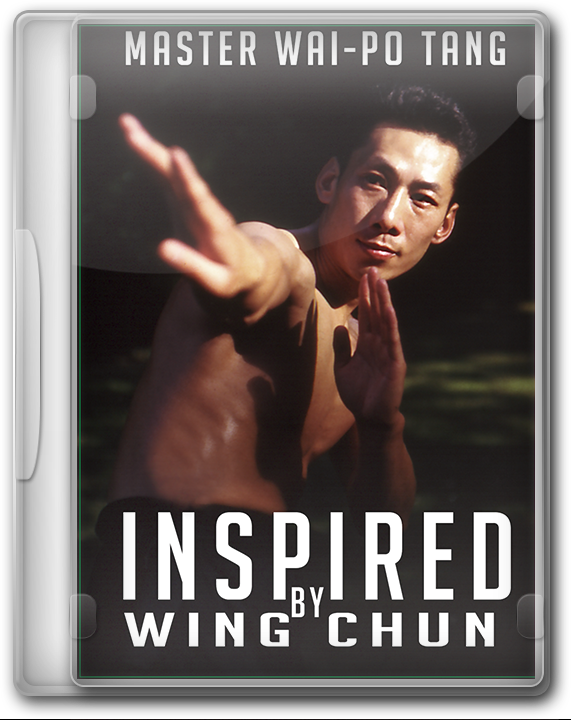 Inspired ny Wing Chun DVD in Clear Case