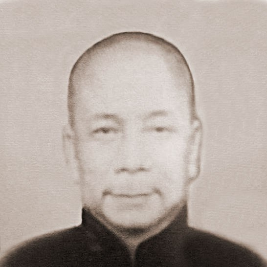 As image purporting to be famed Wing Chun Master, Leung Jan.. A skilled practitioner of herbal medicine too.