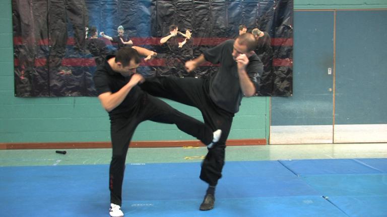 Low Side Kick Interception
