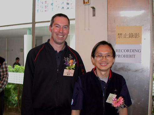 Master Patrick Leung is on elf Si Gung Ip Chun's most loyal students.  He has evolved his own 'Soft Wing Chun' approach.