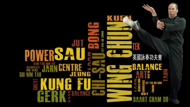 Wing Chun Kick