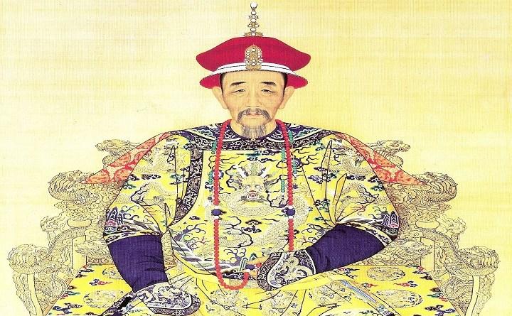 Qing Dynasty Emperor Kangxi 1654 - 1722