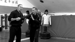 Control of the Elbow is essential in Wing Chun.