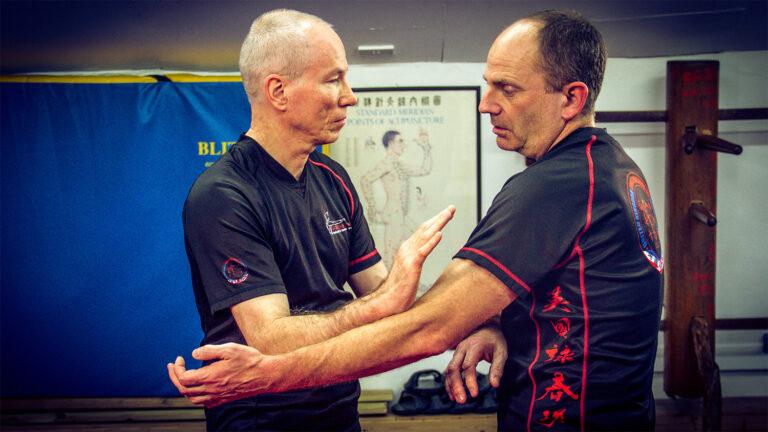 UKWCKFA Wing Chun Laan Sau