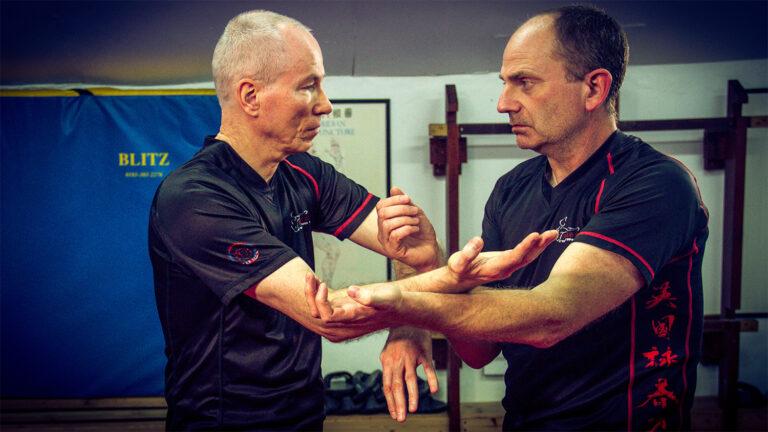 Wing Chun Kwun Sau