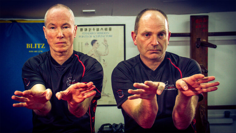 UKWCKFA Wing Chun Kung Fu Cham Kiu Fut Sau