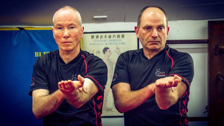 UKWCKFA Wing Chun Kung Fu Cham Kiu Jip Sau