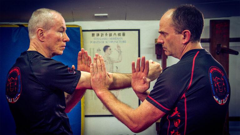 UKWCKFA Wing Chun Kung Fu Cham Kiu