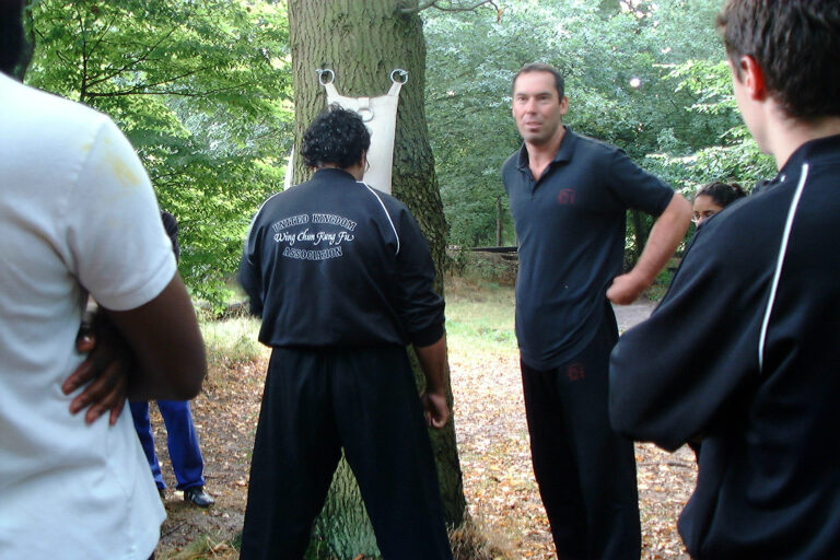 Wing Chun Summer Camp with James Sinclair