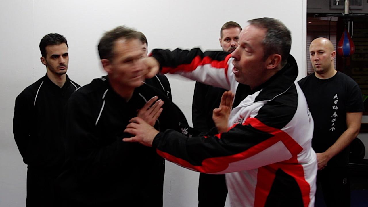 Wing Chun Chi Sau Distance