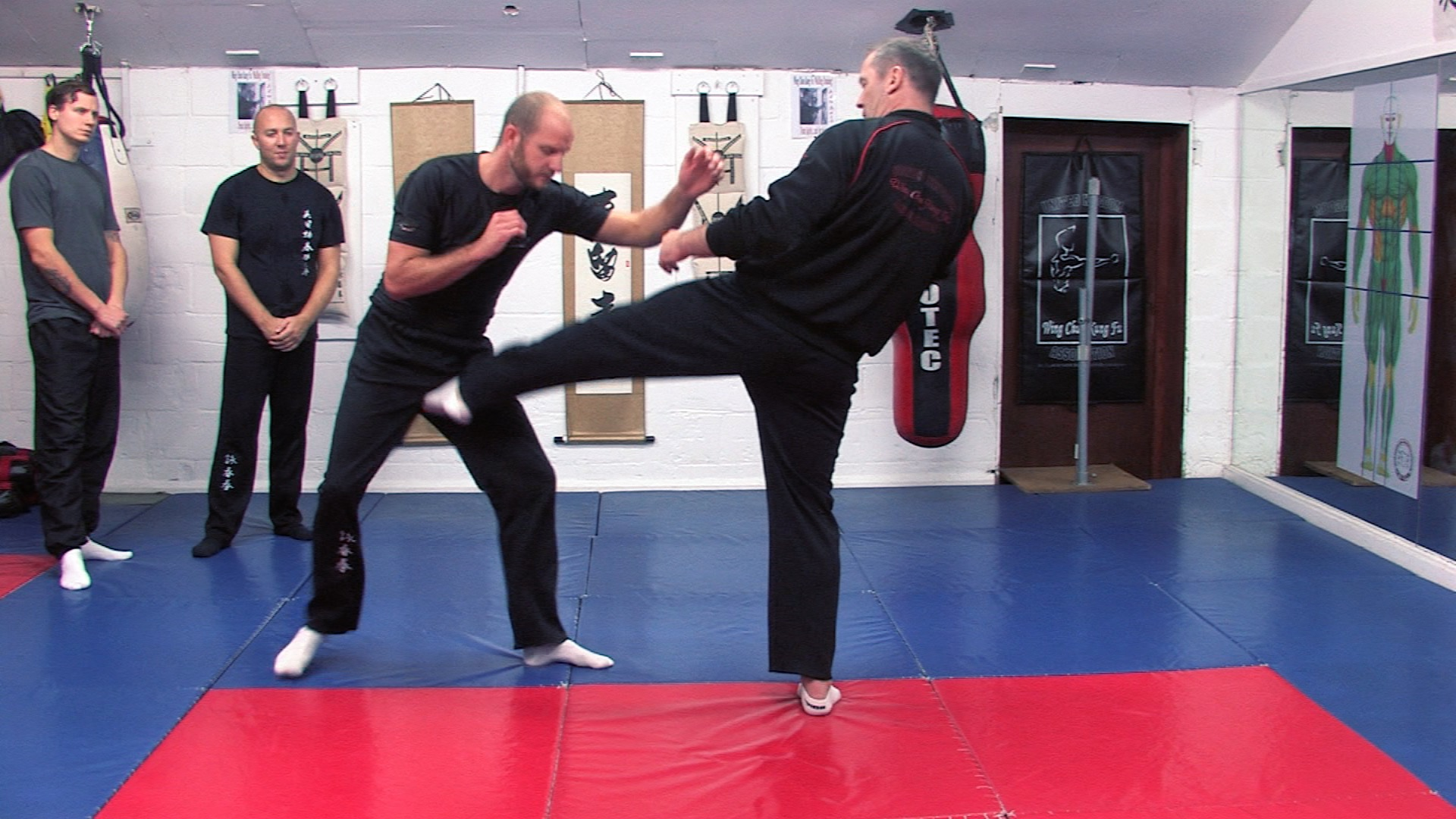Interception Kicking