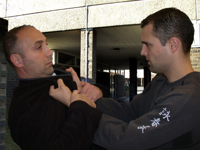 threat and violence self defence