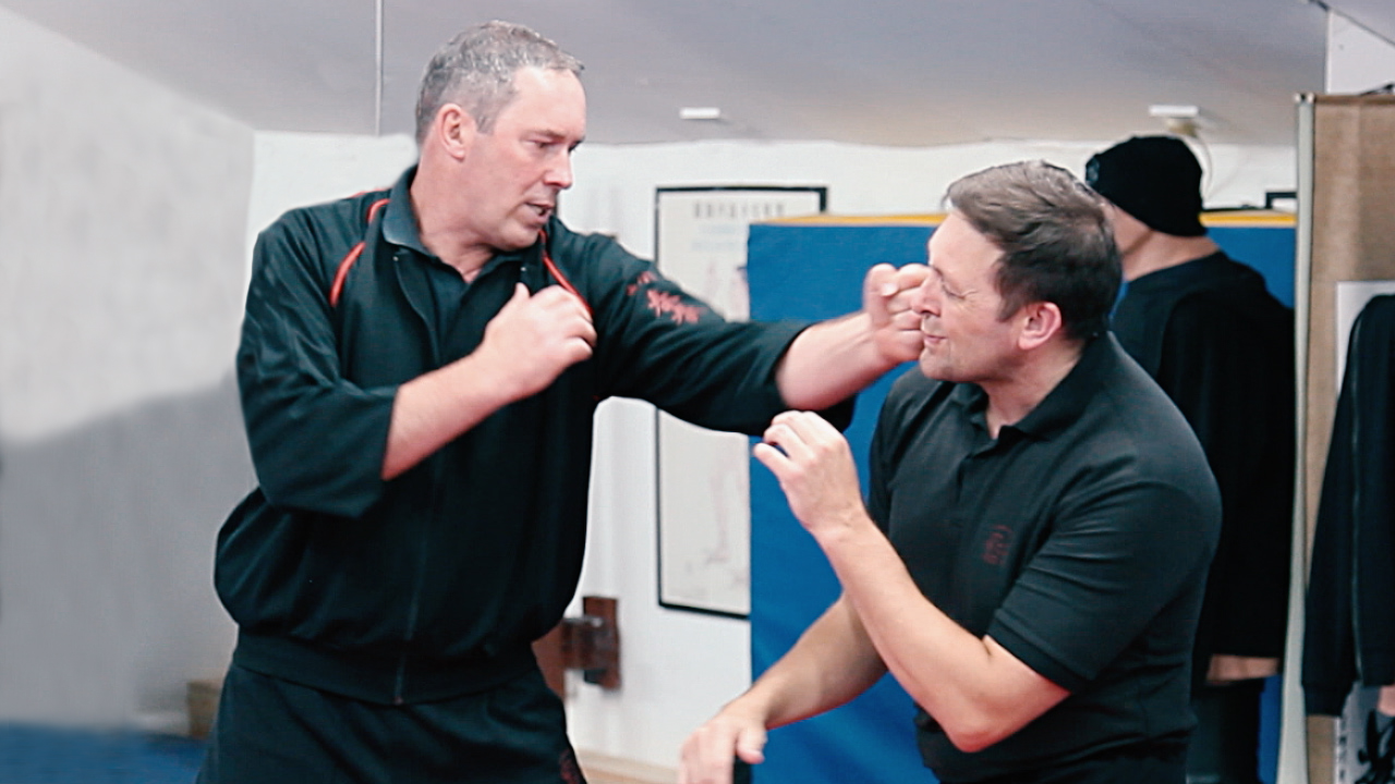 Sparring MasterClass