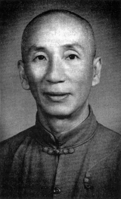 Grandmaster Ip Man the Father of Modern Wing Chun.