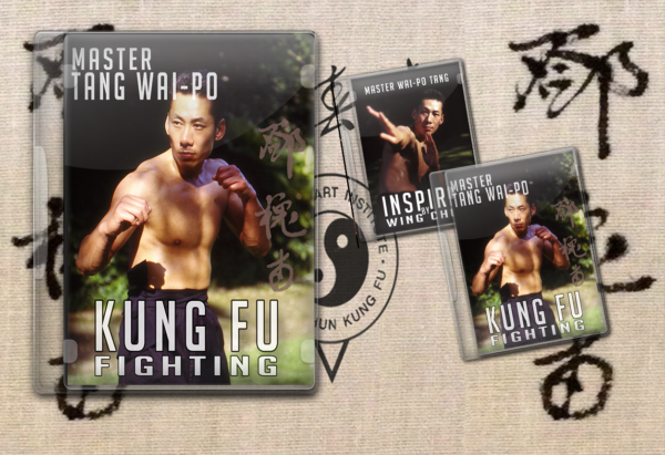 Wing Chun DVD Bundle of Master Tang